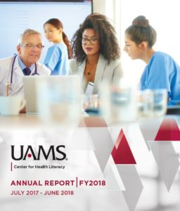 UAMS CHL FY18 Annual Report