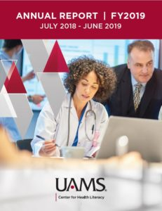 UAMS CHL FY19 Annual Report